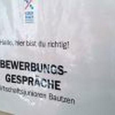 WJ Bautzen beim Berufemarkt Bautzen 2015